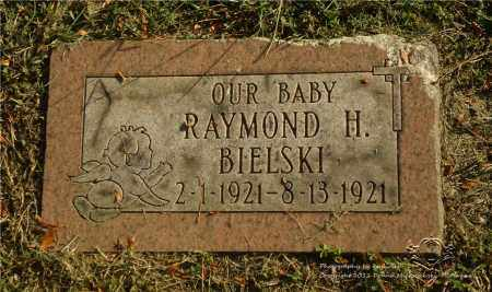BIELSKI, RAYMOND H. - Lucas County, Ohio | RAYMOND H. BIELSKI - Ohio Gravestone Photos