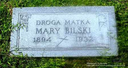 MARKUSZ BILSKI, MARY - Lucas County, Ohio | MARY MARKUSZ BILSKI - Ohio Gravestone Photos