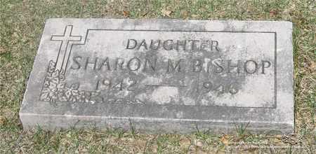 BISHOP, SHARON M. - Lucas County, Ohio | SHARON M. BISHOP - Ohio Gravestone Photos