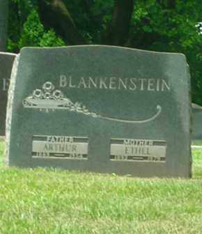 BLANKENSTEIN, ARTHUR - Lucas County, Ohio | ARTHUR BLANKENSTEIN - Ohio Gravestone Photos