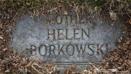SZACHTA BORKOWSKI, HELEN - Lucas County, Ohio | HELEN SZACHTA BORKOWSKI - Ohio Gravestone Photos