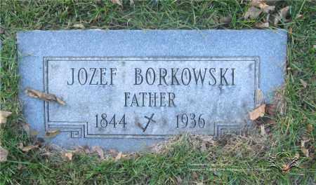 BORKOWSKI, JOZEF - Lucas County, Ohio | JOZEF BORKOWSKI - Ohio Gravestone Photos