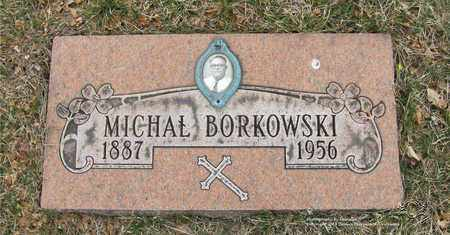 BORKOWSKI, MICHAL - Lucas County, Ohio | MICHAL BORKOWSKI - Ohio Gravestone Photos