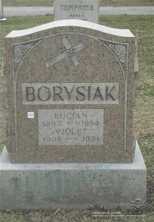BORYSIAK, LUCIAN - Lucas County, Ohio | LUCIAN BORYSIAK - Ohio Gravestone Photos