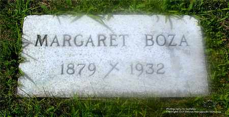 BOZA, MARGARET - Lucas County, Ohio | MARGARET BOZA - Ohio Gravestone Photos