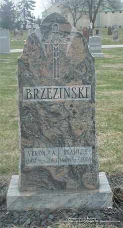 MACHINSKI BRZEZINSKI, VERONICA - Lucas County, Ohio | VERONICA MACHINSKI BRZEZINSKI - Ohio Gravestone Photos