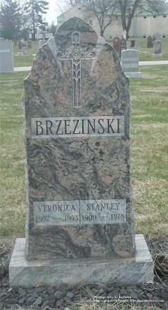 BRZEZINSKI, STANLEY - Lucas County, Ohio | STANLEY BRZEZINSKI - Ohio Gravestone Photos