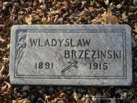 BRZEZINSKI, WLADYSLAW - Lucas County, Ohio | WLADYSLAW BRZEZINSKI - Ohio Gravestone Photos
