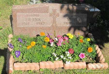 BRZUCHALSKI, FRANK - Lucas County, Ohio | FRANK BRZUCHALSKI - Ohio Gravestone Photos