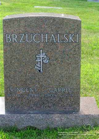 BRZUCHALSKI, CARRIE - Lucas County, Ohio | CARRIE BRZUCHALSKI - Ohio Gravestone Photos