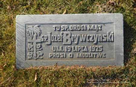 BRZYWCZYNSKI, JOZEF - Lucas County, Ohio | JOZEF BRZYWCZYNSKI - Ohio Gravestone Photos