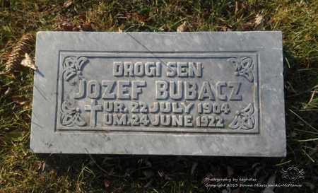 BUBACZ, JOZEF - Lucas County, Ohio | JOZEF BUBACZ - Ohio Gravestone Photos