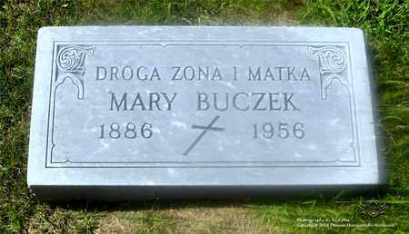 BUCZEK, MARY - Lucas County, Ohio | MARY BUCZEK - Ohio Gravestone Photos