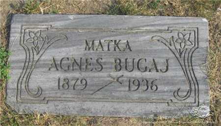 ZALEWSKI BUGAJ, AGNES - Lucas County, Ohio | AGNES ZALEWSKI BUGAJ - Ohio Gravestone Photos