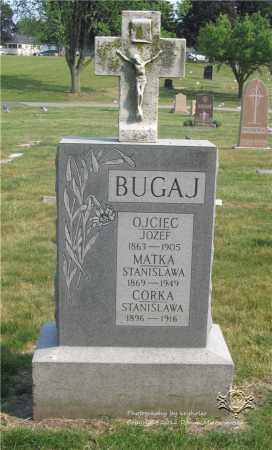 BUGAJ, JOZEF - Lucas County, Ohio | JOZEF BUGAJ - Ohio Gravestone Photos