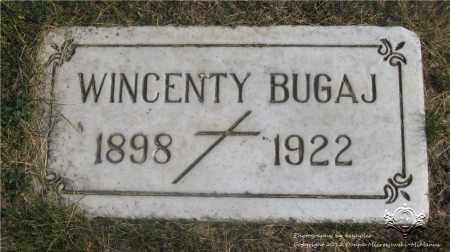 BUGAJ, WINCENTY - Lucas County, Ohio | WINCENTY BUGAJ - Ohio Gravestone Photos