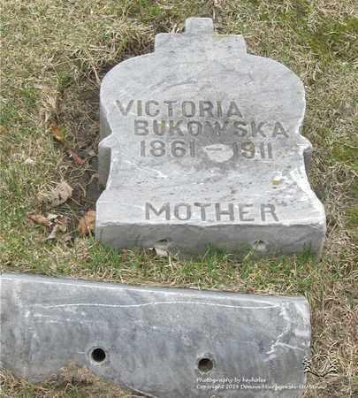 BUKOWSKA, VICTORIA - Lucas County, Ohio | VICTORIA BUKOWSKA - Ohio Gravestone Photos