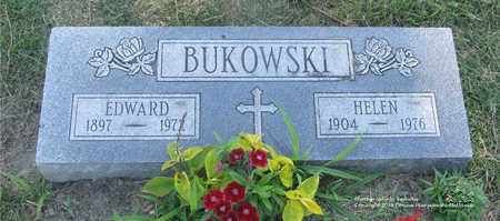 BUKOWSKI, HELEN - Lucas County, Ohio | HELEN BUKOWSKI - Ohio Gravestone Photos