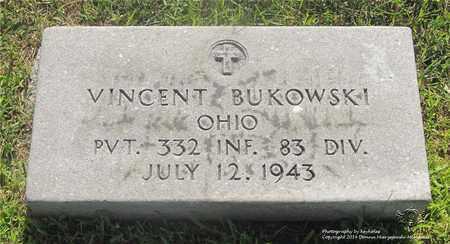 BUKOWSKI, VINCENT - Lucas County, Ohio | VINCENT BUKOWSKI - Ohio Gravestone Photos
