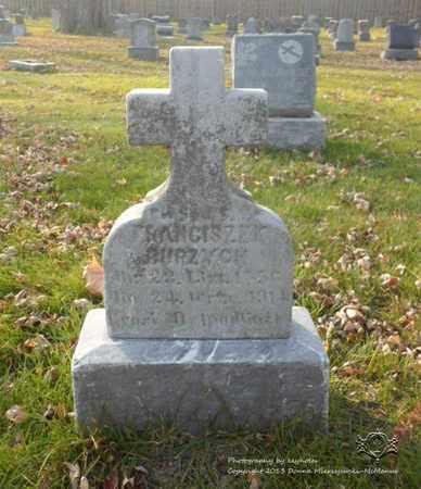 BURZYCH, FRANCISZEK - Lucas County, Ohio | FRANCISZEK BURZYCH - Ohio Gravestone Photos