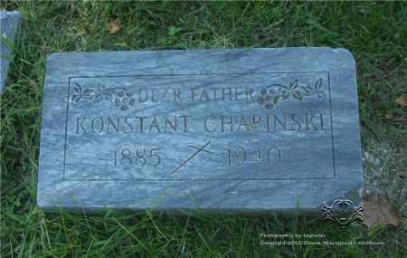 CZAPCZYNSKI, CONSTANCE - Lucas County, Ohio | CONSTANCE CZAPCZYNSKI - Ohio Gravestone Photos