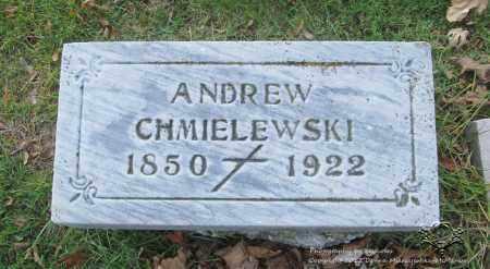 CHMIELEWSKI, ANDREW - Lucas County, Ohio | ANDREW CHMIELEWSKI - Ohio Gravestone Photos