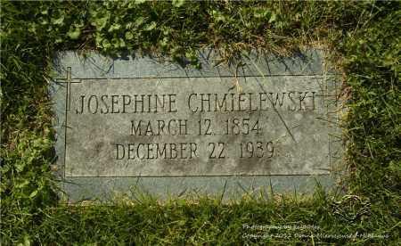 CHMIELEWSKI, JOSEPHINE - Lucas County, Ohio | JOSEPHINE CHMIELEWSKI - Ohio Gravestone Photos