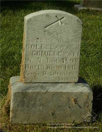CHMIELEWSKI, BOLESLAW - Lucas County, Ohio | BOLESLAW CHMIELEWSKI - Ohio Gravestone Photos