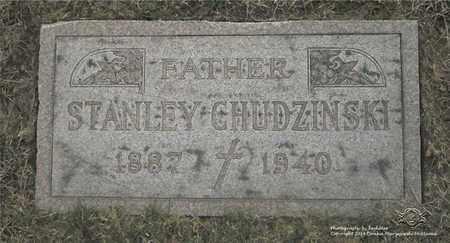 CHUDZINSKI, STANLEY - Lucas County, Ohio | STANLEY CHUDZINSKI - Ohio Gravestone Photos