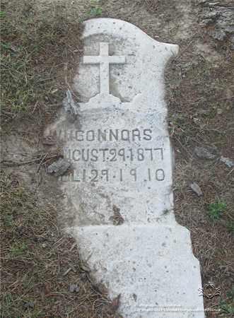 CONNORS, WILLIAM - Lucas County, Ohio | WILLIAM CONNORS - Ohio Gravestone Photos