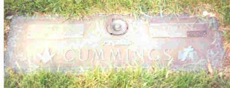 CUMMINGS, RAYMOND C. - Lucas County, Ohio | RAYMOND C. CUMMINGS - Ohio Gravestone Photos