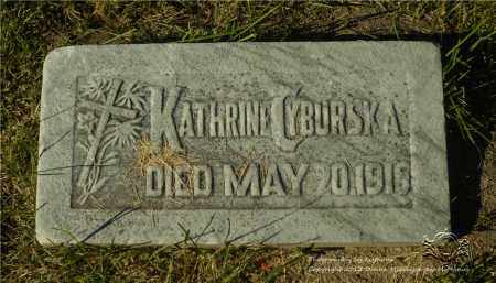 TYBURSKA, KATHERINE - Lucas County, Ohio | KATHERINE TYBURSKA - Ohio Gravestone Photos