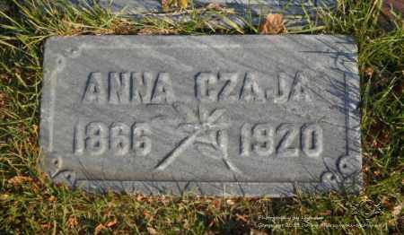 MAKIELKA CZAJA, ANNA - Lucas County, Ohio | ANNA MAKIELKA CZAJA - Ohio Gravestone Photos
