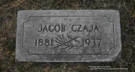 CZAJA, JACOB - Lucas County, Ohio | JACOB CZAJA - Ohio Gravestone Photos