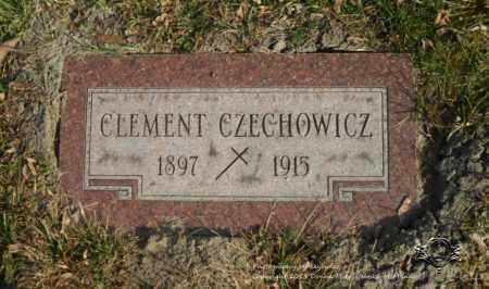 CZECHOWICZ, CLEMENT - Lucas County, Ohio | CLEMENT CZECHOWICZ - Ohio Gravestone Photos