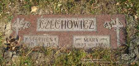 CZECHOWICZ, STEPHEN - Lucas County, Ohio | STEPHEN CZECHOWICZ - Ohio Gravestone Photos