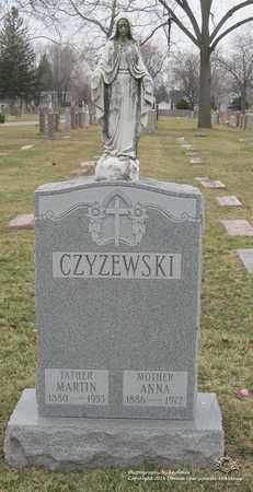 CZYZEWSKI, ANNA - Lucas County, Ohio | ANNA CZYZEWSKI - Ohio Gravestone Photos