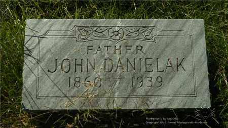 DANIELAK, JOHN - Lucas County, Ohio | JOHN DANIELAK - Ohio Gravestone Photos
