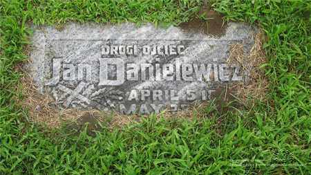 DANIELEWICZ, JAN - Lucas County, Ohio | JAN DANIELEWICZ - Ohio Gravestone Photos