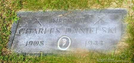DANIELSKI, CHARLES - Lucas County, Ohio | CHARLES DANIELSKI - Ohio Gravestone Photos