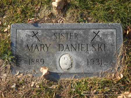 DANIELSKI, MARY - Lucas County, Ohio | MARY DANIELSKI - Ohio Gravestone Photos
