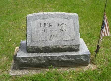 DAVIS, HIRAM - Lucas County, Ohio | HIRAM DAVIS - Ohio Gravestone Photos