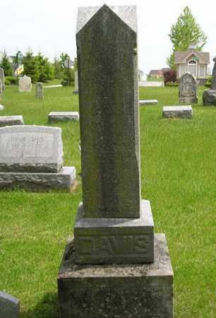 DAVIS, CATHERINE - Lucas County, Ohio | CATHERINE DAVIS - Ohio Gravestone Photos