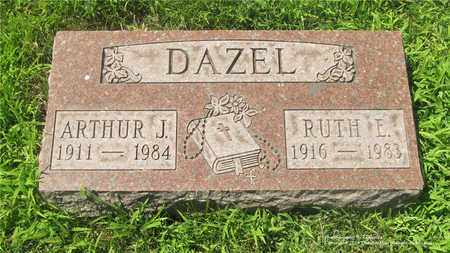 DAZEL, RUTH L. - Lucas County, Ohio | RUTH L. DAZEL - Ohio Gravestone Photos