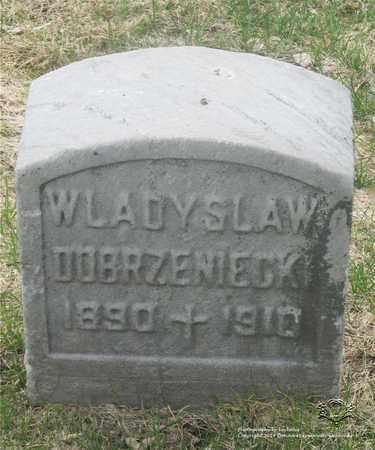 DOBRZYNIECKI, WLADYSLAW - Lucas County, Ohio | WLADYSLAW DOBRZYNIECKI - Ohio Gravestone Photos