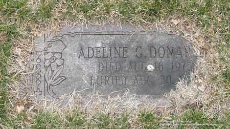 DONARSKI, ADELINE G. - Lucas County, Ohio | ADELINE G. DONARSKI - Ohio Gravestone Photos