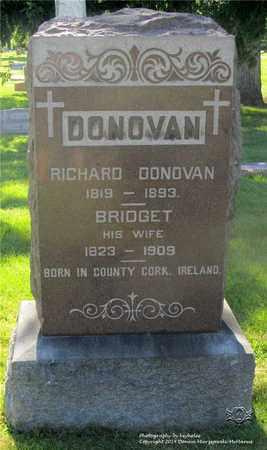 DONOVAN, RICHARD - Lucas County, Ohio | RICHARD DONOVAN - Ohio Gravestone Photos