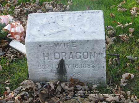 WITRZYKOWSKI DRAGON, MARTHA - Lucas County, Ohio | MARTHA WITRZYKOWSKI DRAGON - Ohio Gravestone Photos