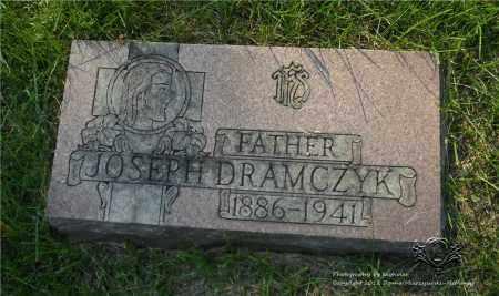 DRAMCZYK, JOSEPH - Lucas County, Ohio | JOSEPH DRAMCZYK - Ohio Gravestone Photos