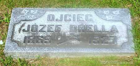 DRELLA, JOZEF - Lucas County, Ohio | JOZEF DRELLA - Ohio Gravestone Photos